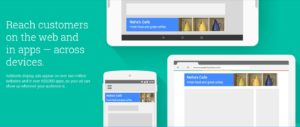 Reach customers on the web and in apps